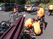 Bike Repairs at The Spinners Arms
